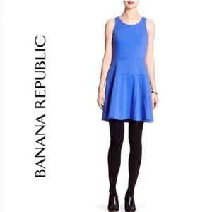 Banana Republic Pointe Fit and Flare Dress